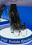 Martin-Baker Mk.F16F ejection seat PAS 2013.jpg