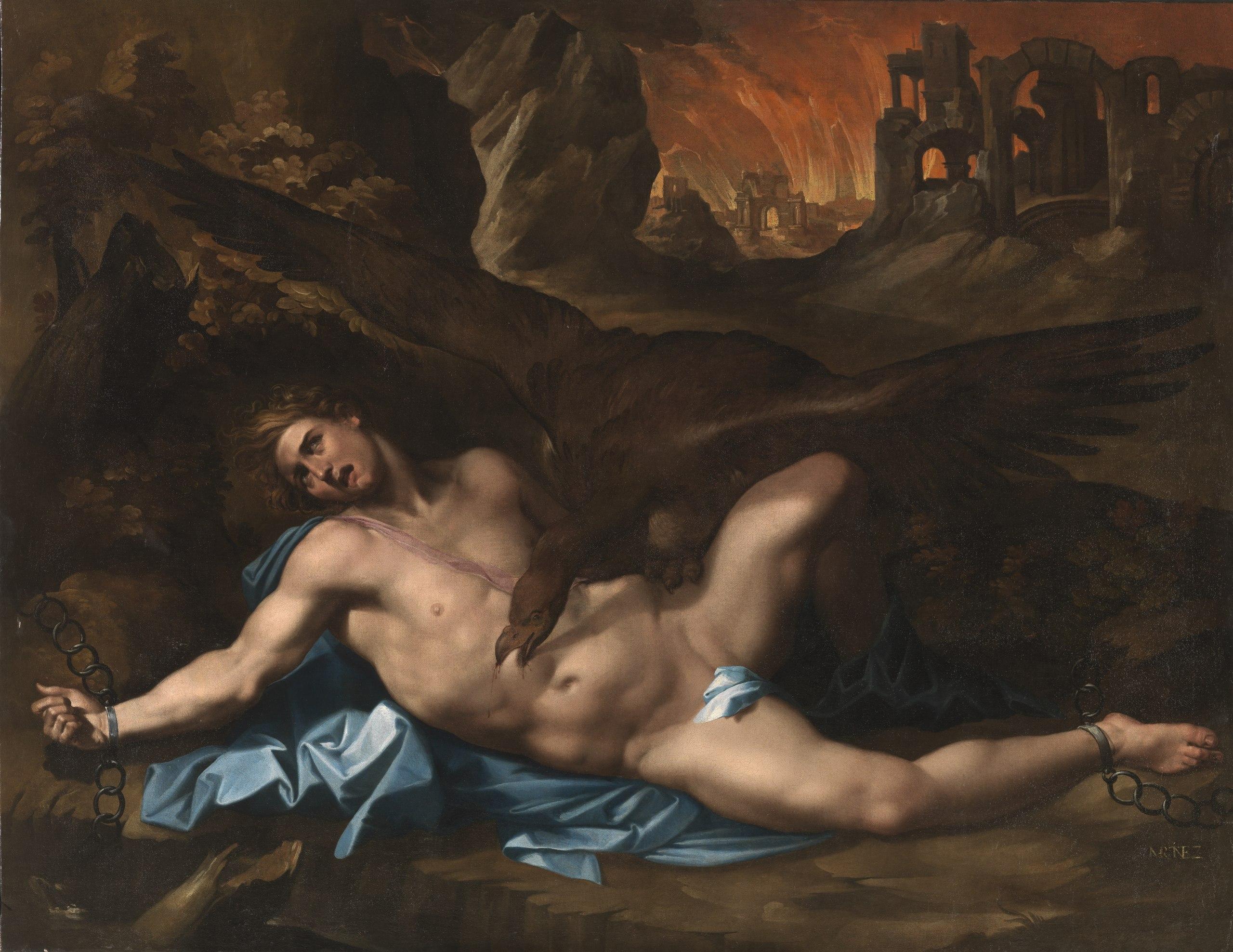 Os castigos de Zeus