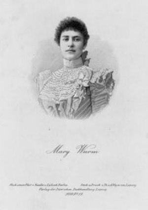 Mary Wurm - Mary Wurm