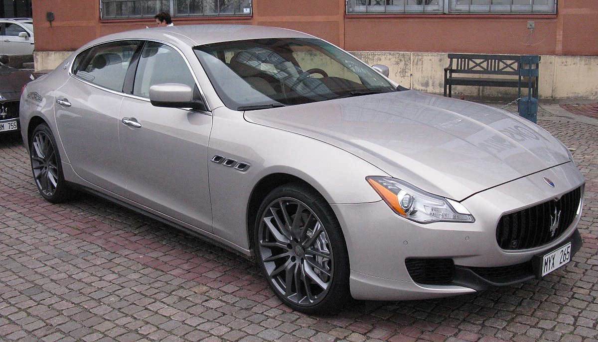 maserati quattroporte wikipedia. Black Bedroom Furniture Sets. Home Design Ideas