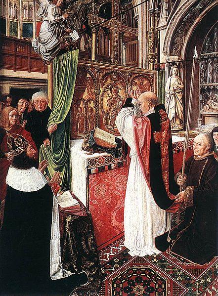File:Master Of Saint Gilles - The Mass of St Gilles - WGA14485.jpg