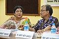 Mausumi Chatterjee Talks With Pijushkanti Panigrahi - Inaugural Ceremony - Certificate Course On Basics Of Photography - Gurudas College - Kolkata 2019-06-26 1707.JPG