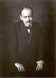 Max Dvořák Czech art historian