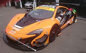 Nathan Antunes - Antunes is contesting the 2016 Australian GT Championship with Elliot Barbour in a McLaren 650S GT3