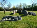 Megalithgrab Bovenau2009.jpg