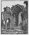 Melrose Abbey 1834.jpg