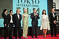 Members of the International Competition Jury at Opening Ceremony of the 28th Tokyo International Film Festival (22453160335).jpg