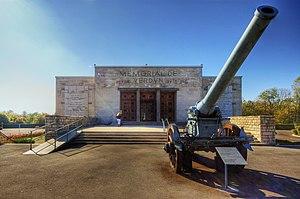 Verdun Memorial - Image: Memorial de Verdun