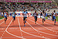 Men 100 m French Athletics Championships 2013 t153313.jpg