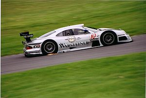 1997 FIA GT Championship - AMG Mercedes won the GT1 Teams Championship