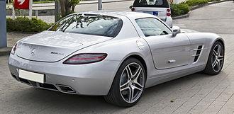 Mercedes-Benz SLS AMG - Mercedes-Benz SLS AMG