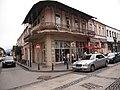 Mercedes taxi, Batumi.jpg