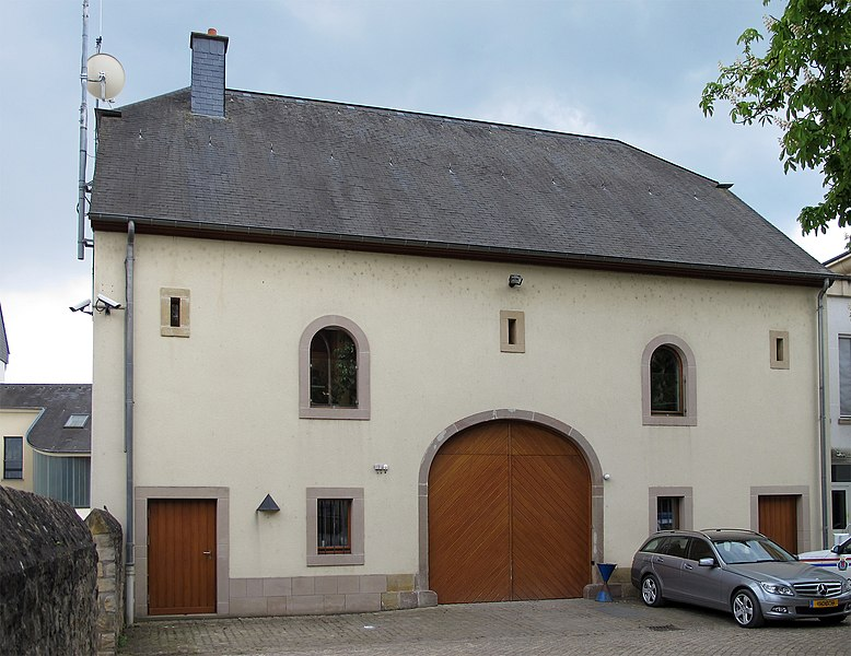 Buildings in Mersch, 4 rue de Colmar-Berg