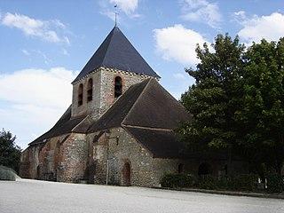 Mesnil-Saint-Père Commune in Grand Est, France