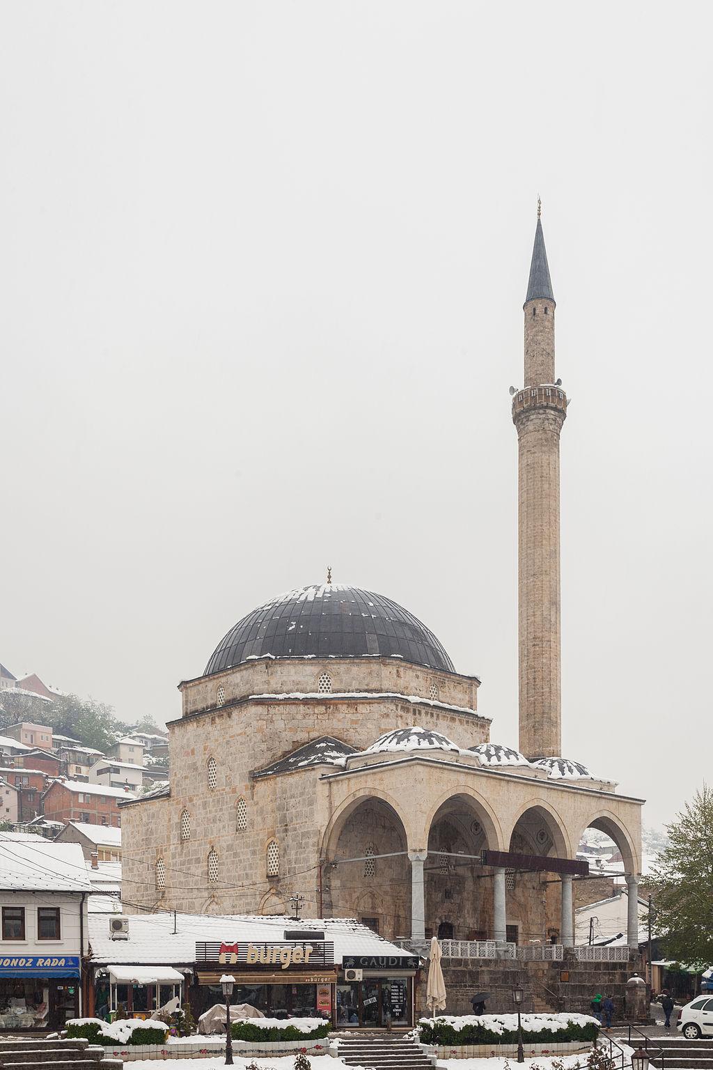 Mezquita Sinan Pasha, Prizren, Kosovo, 2014-04-16, DD 09