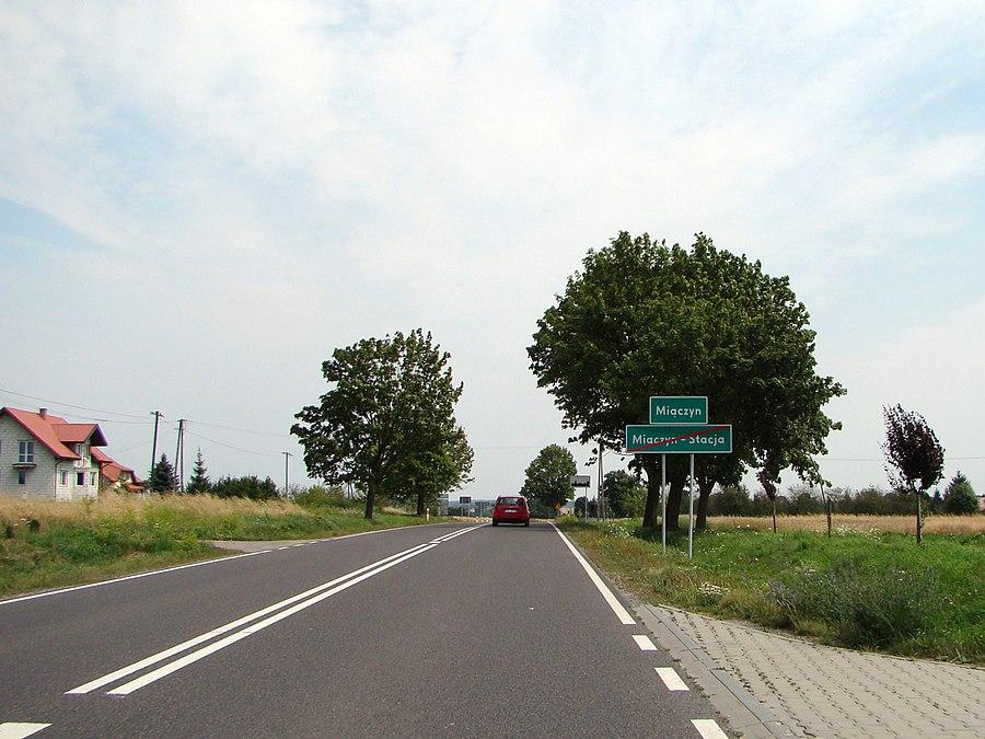 Miączyn, Lublin Voivodeship