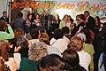 Michelle Bachelet visita junta de vecinos Nº 34 de la comuna de Lo Espejo (8672266803).jpg