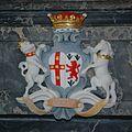 MiddletonStoney AllSaints MonumentVilliers Arms3.jpg