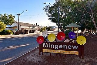 Mingenew, Western Australia Town in Western Australia