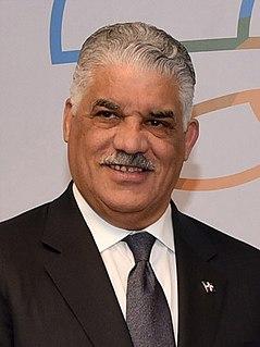 Miguel Vargas Dominican Republic politician and businessman