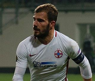 Mihai Bălașa Romanian footballer