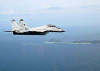 Mikoyan MiG-29K of the Indian Navy.jpg