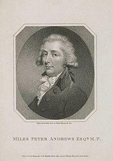 Miles Peter Andrews