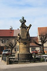 Pomník Karla Jaromíra Erbena