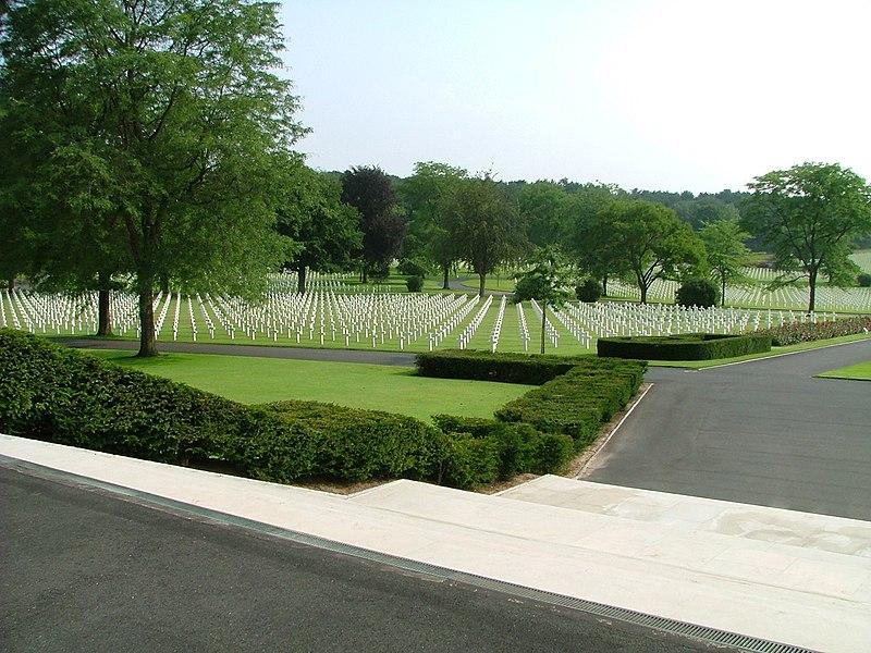 Militair kerkhof van Saint-Avold