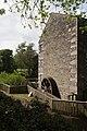 Mill on the Fleet - View of waterwheel.jpg