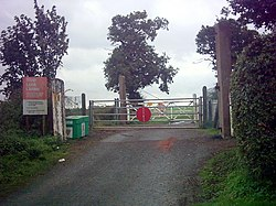 Millpost Crossing - geograph.org.uk - 254484.jpg