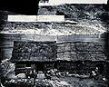 Miners dwellings, Hupeh province, China Wellcome V0037019.jpg