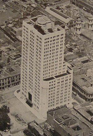 Ministerio de Obras P%C3%BAblicas 1937
