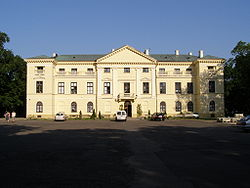 Palace of Doria Dernałowicz Family