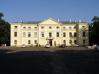 Mińsk Mazowiecki - Palace of Doria Dernałowicz Family