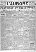 Mirbeau - L'Iniquité, paru dans L'Aurore, 02 février 1899.djvu