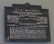 MissouriPlaque