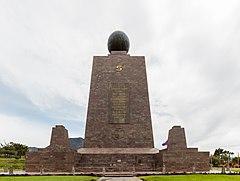厄瓜多尔赤道纪念碑