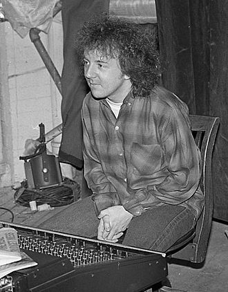 Mitch Easter - Mitch Easter in 1988 producing Game Theory's Two Steps from the Middle Ages