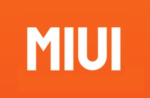 Custom firmware - Miui-logo