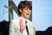 "Miyano Mamoru ""Ajin- Demi-Human - Compel"" at Opening Ceremony of the 28th Tokyo International Film Festival (22429977565).jpg"