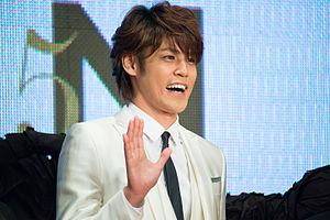 Mamoru Miyano - Miyano at the 2015 Tokyo International Film Festival