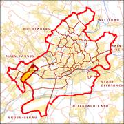 Mk Frankfurt Karte Höchst