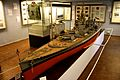 Model of the HMS Prince of Wales, Fort Perch Rock 1.jpg