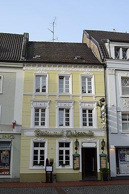 Kirchstraße in Moers