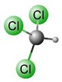 Mol geom CHCl3.PNG