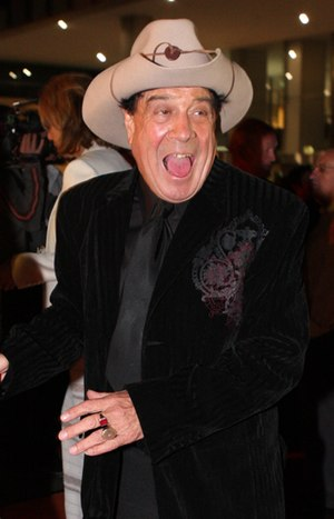 Molly Meldrum - Meldrum, September 2011, prior to his accident.