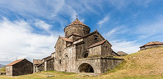 Haghpat Monastery - The Church of Surp Nshan at Haghpat Monastery