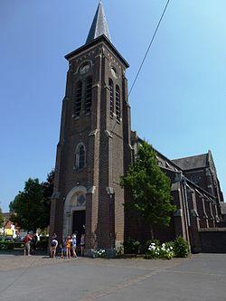 Moncheaux (Nord, Fr) église.JPG