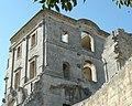 Montmajour,monastère St Maur07,façades sud & est.JPG